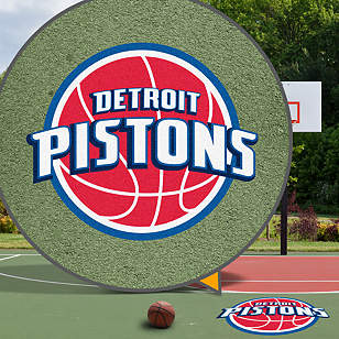 Detroit Pistons Street Grip