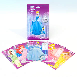 Disney Princess Tradeables Single Pack