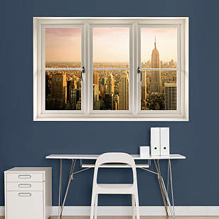 Empire State Building: Instant Window
