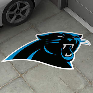 Carolina Panthers Street Grip