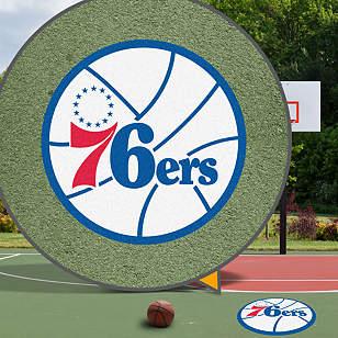 Philadelphia 76ers Street Grip