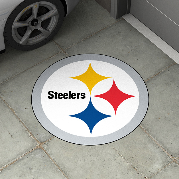 Pittsburgh steelers street grip outdoor decal shop for Floor 2 pittsburgh