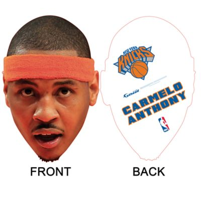 Carmelo Anthony Big Head