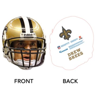 Drew Brees Game Day Big Head