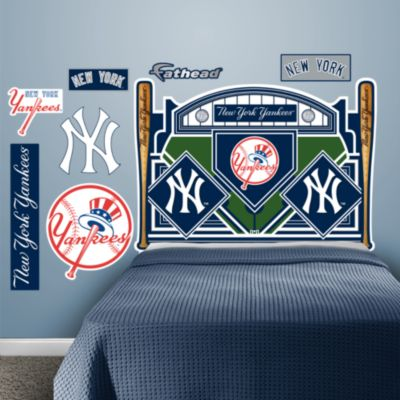 New York Yankees Headboard - Full Bed