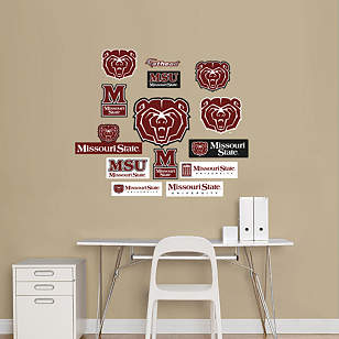 Missouri State Bears - Team Logo Assortment