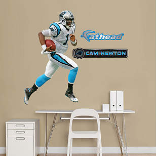 Cam Newton: Away - Fathead Jr.