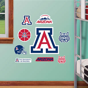 Arizona Wildcats - Team Logo Assortment