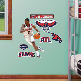 Joe Johnson - Fathead Jr.