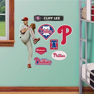 Cliff Lee - Fathead Jr.