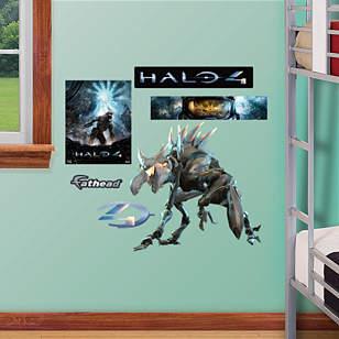 Crawler: Halo 4 - Fathead Jr.