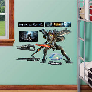 Knight: Halo 4 - Fathead Jr.