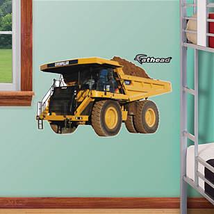 Cat Mining Truck - Fathead Jr.