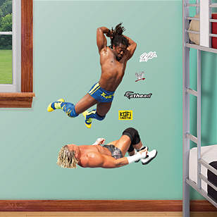 Kofi Kingston Splash - Junior