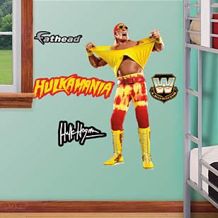 Hulk Hogan - Fathead Jr