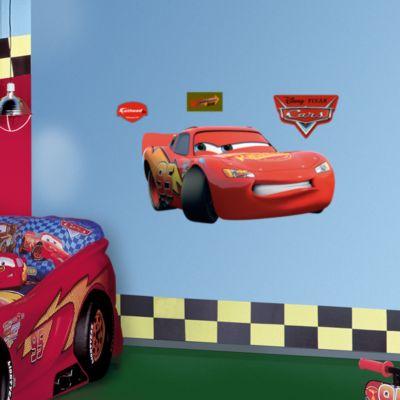 Lightning McQueen - Fathead Jr. Fathead Wall Decal