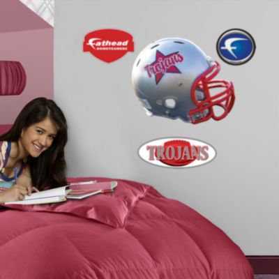 Troy Trojans Hometeamer Fathead Wall Decal
