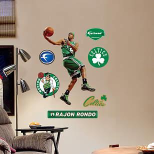 Rajon Rondo - Fathead Jr.