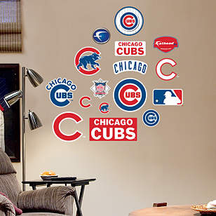 Chicago Cubs - Team Logo Assortment