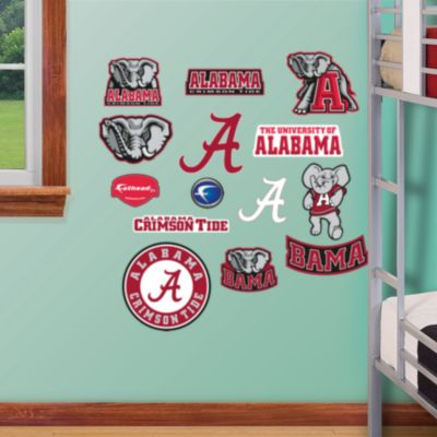 Utah Utes - Team Logo Assortment Fathead Wall Decal