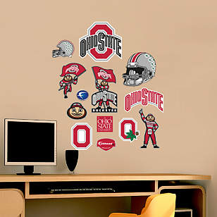 Ohio State Buckeyes - Team Logo Assortment