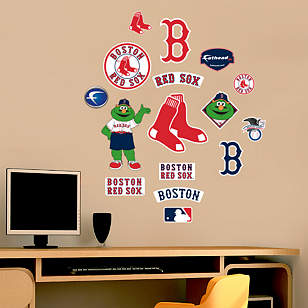 Boston Red Sox - Team Logo Assortment