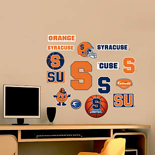 Syracuse Orange - Team Logo Assortment