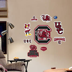 South Carolina Gamecocks - Team Logo Assortment
