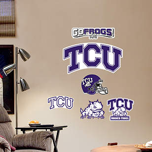 TCU Horned Frogs - Team Logo Assortment