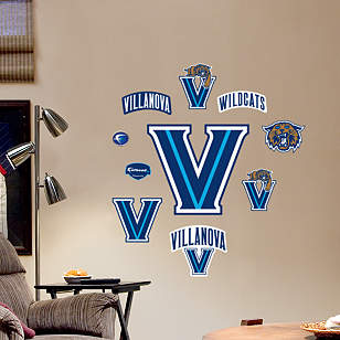 Villanova Wildcats - Team Logo Assortment