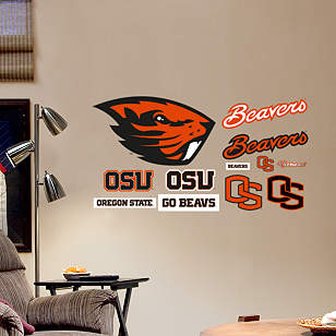 Oregon State Beavers - Team Logo Assortment