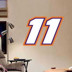 Denny Hamlin #11 Logo - Fathead Jr.