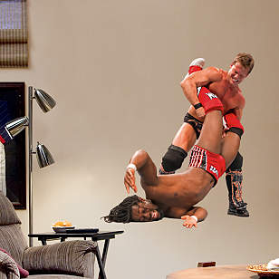 Chris Jericho Finisher - Junior