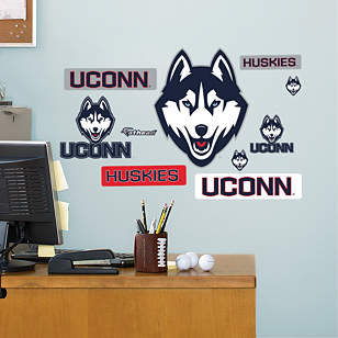 UConn Huskies - Team Logo Assortment