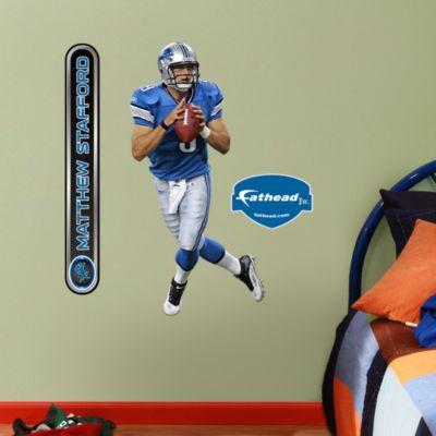 Fantasy Football Trophy Jr. Fathead Wall Decal
