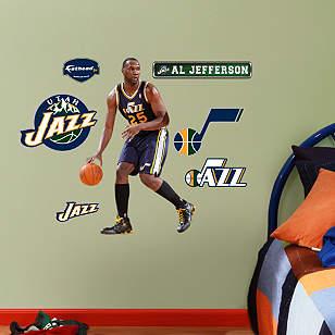Al Jefferson - Fathead Jr.