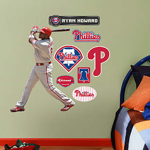 Ryan Howard - Fathead Jr.
