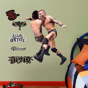 Randy Orton Clothesline - Junior
