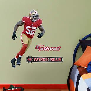 Patrick Willis - Fathead Jr.