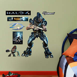 Elite: Halo 4 - Fathead Jr.