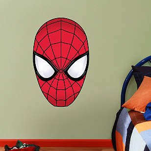 The Amazing Spider-Man 2 Mask - Fathead Jr