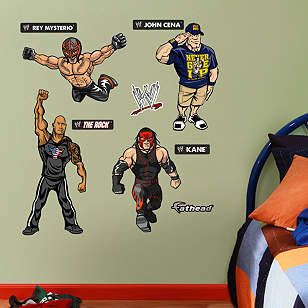 WWE Kids Collection - Fathead Jr