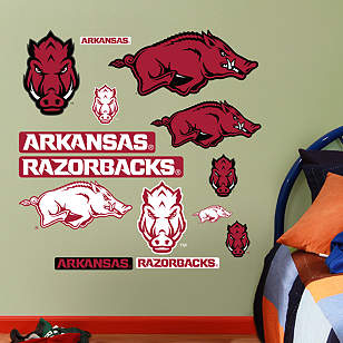 Arkansas Razorbacks - Team Logo Assortment