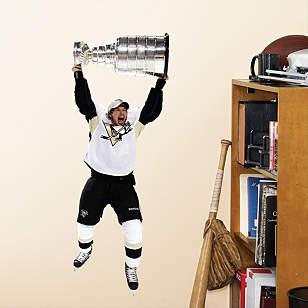 Sidney Crosby - Stanley Cup - Fathead Jr.