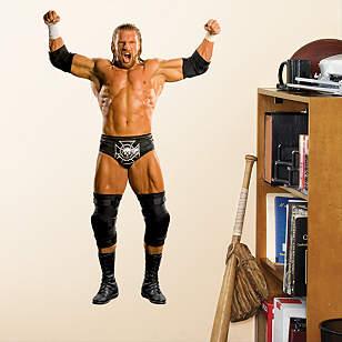 Triple H - Fathead Jr.