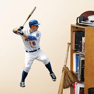 David Wright Swing - Fathead Jr.