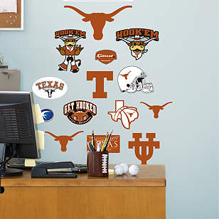 Texas Longhorns - Team Logo Assortment