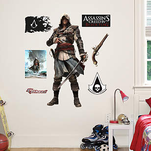 Edward Fathead Jr.: Assassin's Creed IV