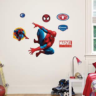 Spider-Man - Fathead Jr.
