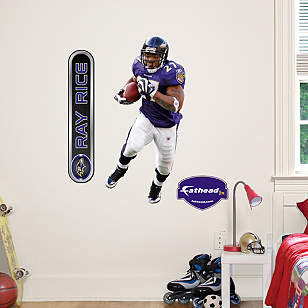 Ray Rice - Fathead Jr.